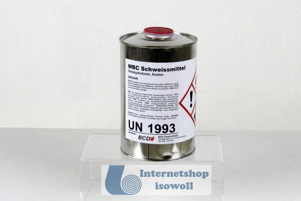 WBC Quellschweißmittel 1,0 l