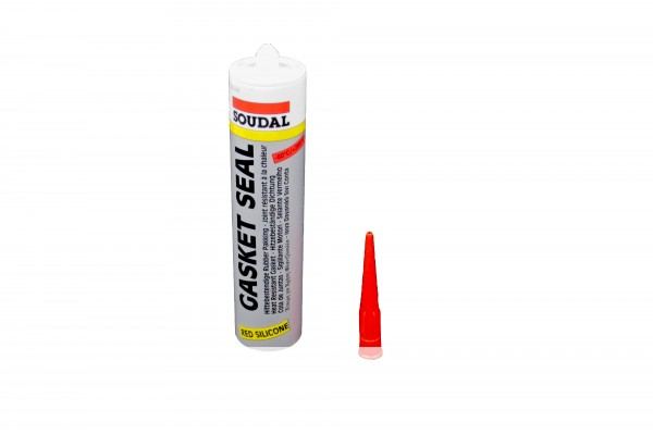 Soudal Gasketseal Hochtemperaturdichtmasse 310 ml Kartusche