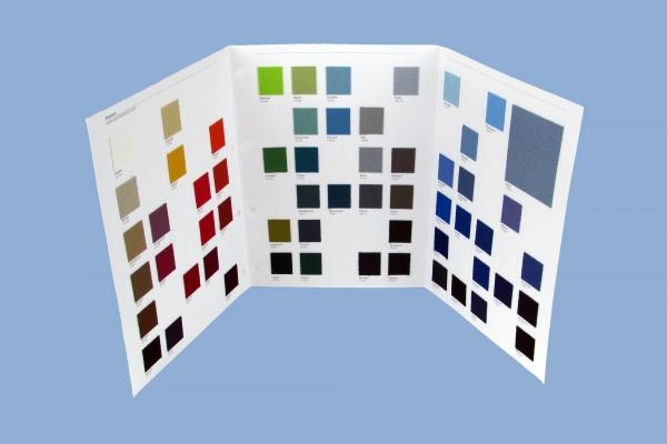 ART-KUSTIK Farbmusterkarte