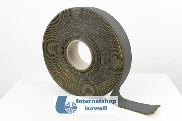 SH Kautschuk Tape 50 x 3 mm (15 m Rolle)