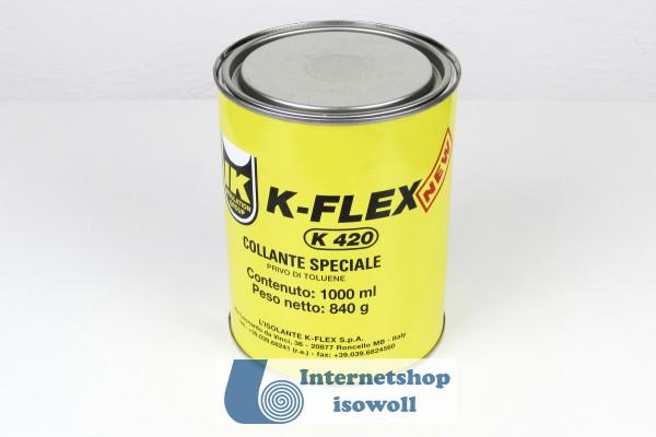 L'Isolante K-Flex K 420 Kleber