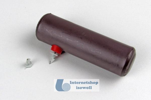 Grobkornstecher PVC abgewinkelt