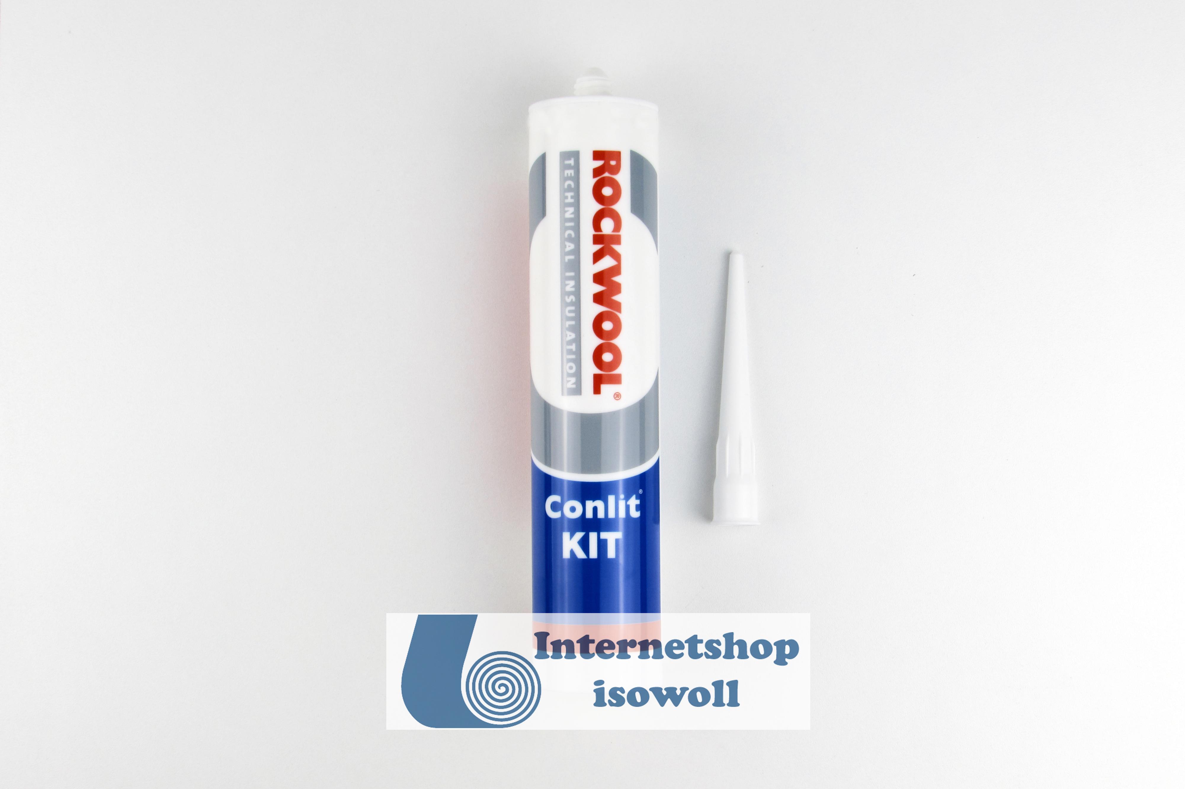 rockwool conlit kit isowoll onlineshop f r. Black Bedroom Furniture Sets. Home Design Ideas