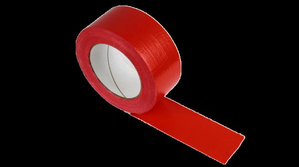 Gewebeband / Panzertape rot